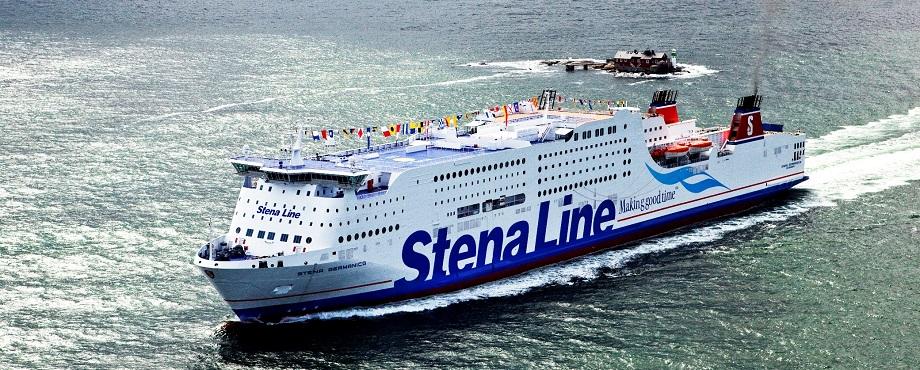 Tysklandskryss med Stena Line
