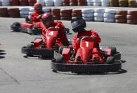 Karting-ajelu