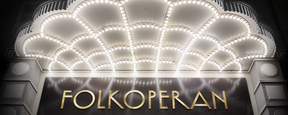 Operakväll för två på Folkoperan
