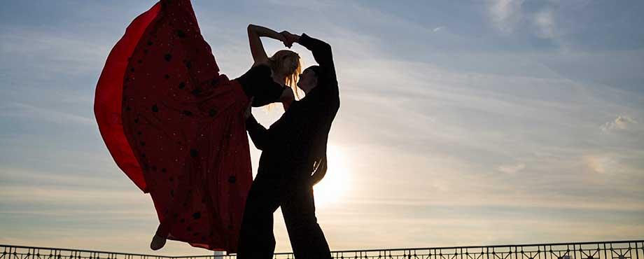 Lär dig dansa pardans - intensiv