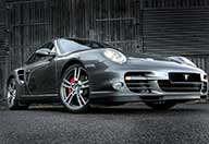 Kör Porsche