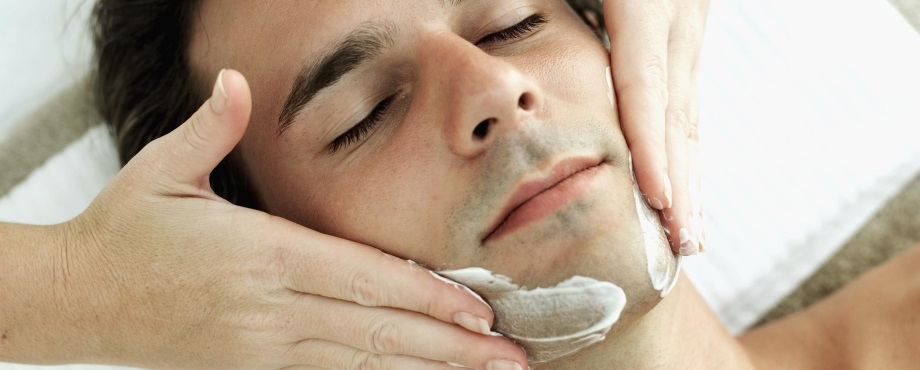 dryck massage ansiktsbehandling