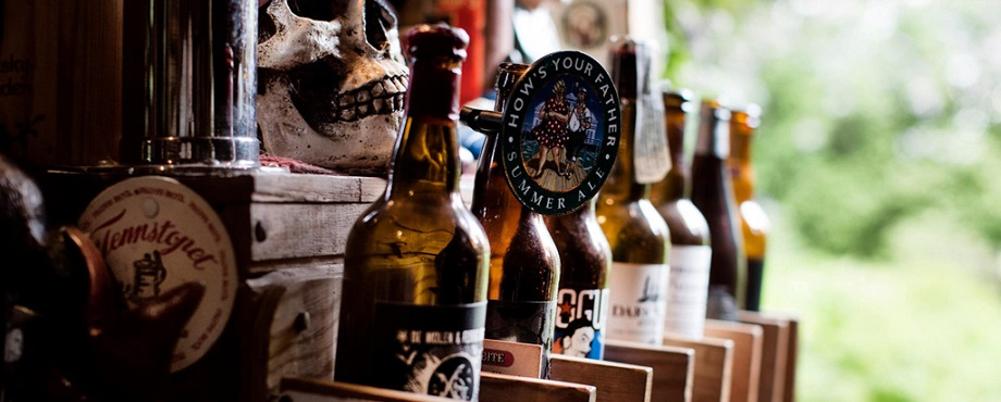 Smakresa bland exklusiva öl