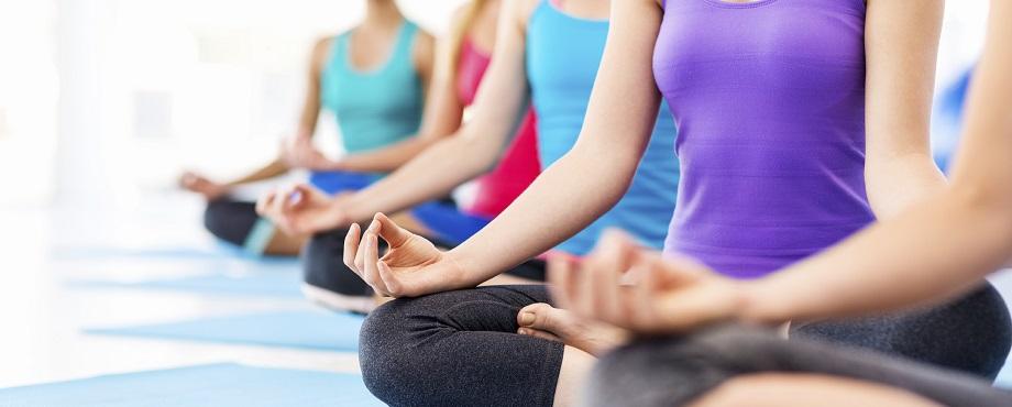 Yogakurs 10 gånger Image