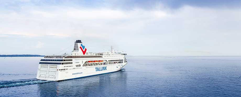 Kryssning till Tallinn