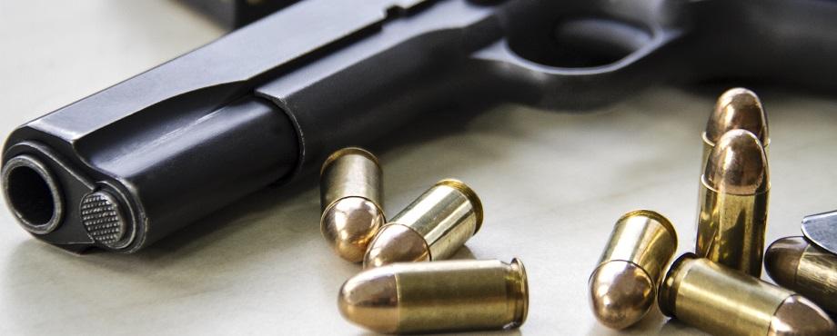 Pistolskytte - en rolig upplevelse för två