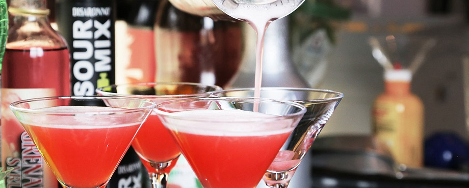Cocktailkurs för två Image