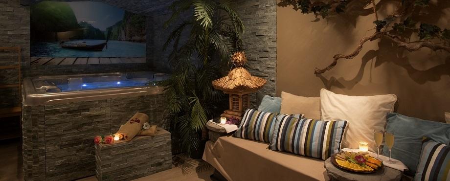 Privat relax och massage för två
