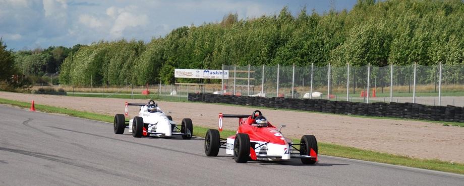 Formel 3 Racing - fartfylld upplevelse att ge bort i present