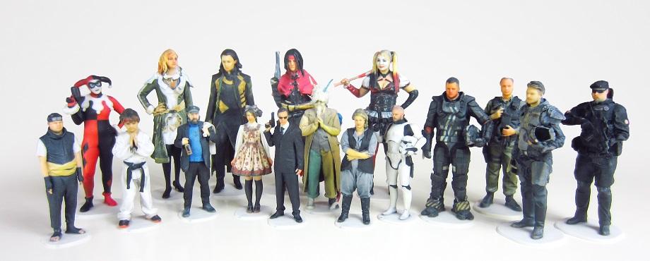 3D-figur