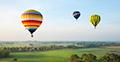 Ballongflygning för två