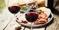 Italiensk vinprovning för två