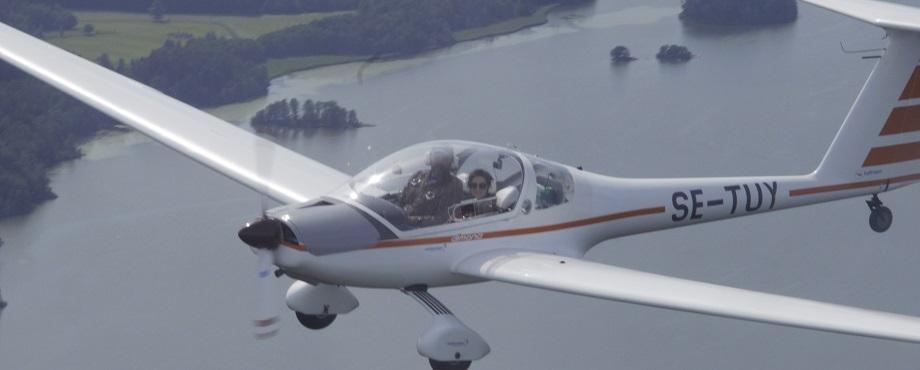 Provspaka ett flygplan!