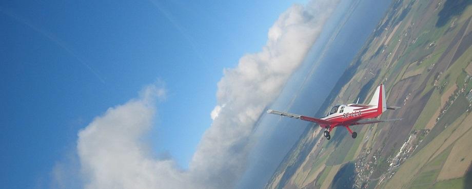 Ett högtflygande äventyr