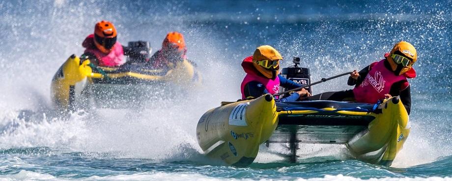 Kör Speedcats. En fartfylld upplevelse på vatten.