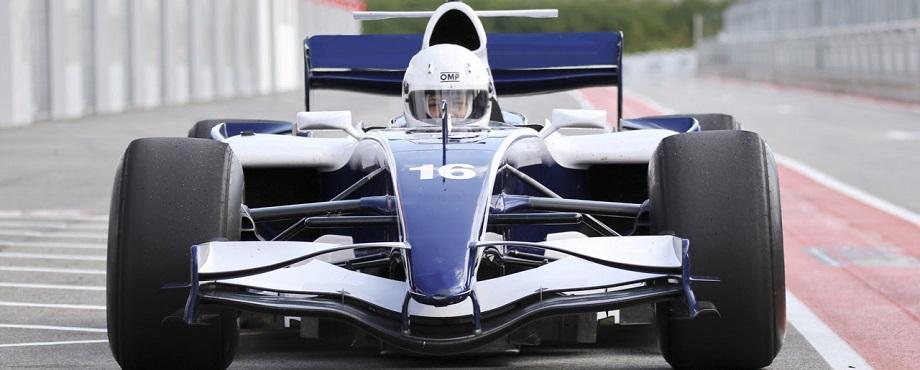 Formel 1 upplevelse