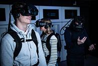 Upplev VR för fyra