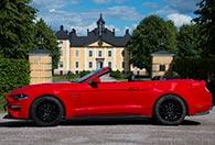 Mustang GT-ägare för en dag
