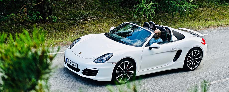 Porscheägare för en dag