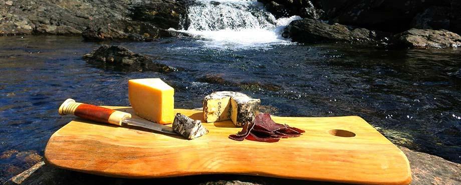 Gastronomivandring Åre - Sommar