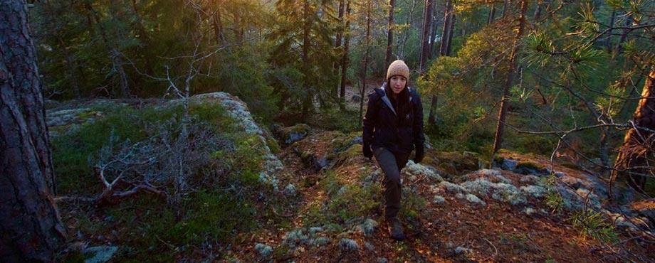 Vandring Stockholm för två