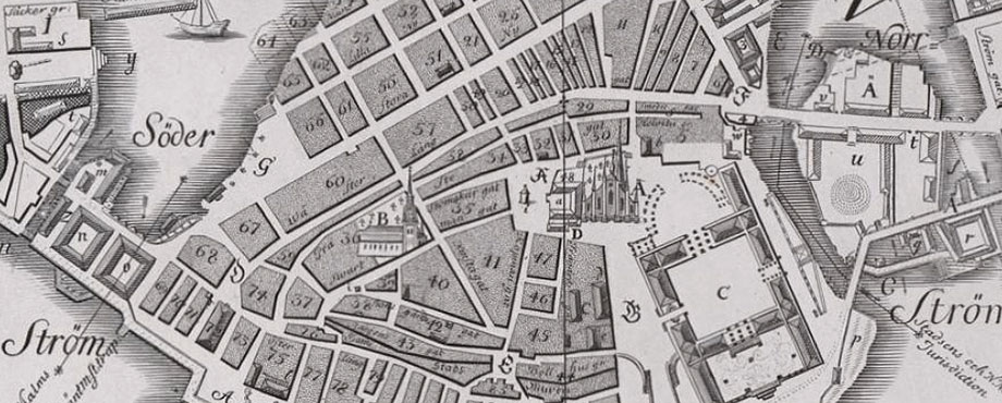 Gamla Stan – Mordet vid Kungliga Slottet