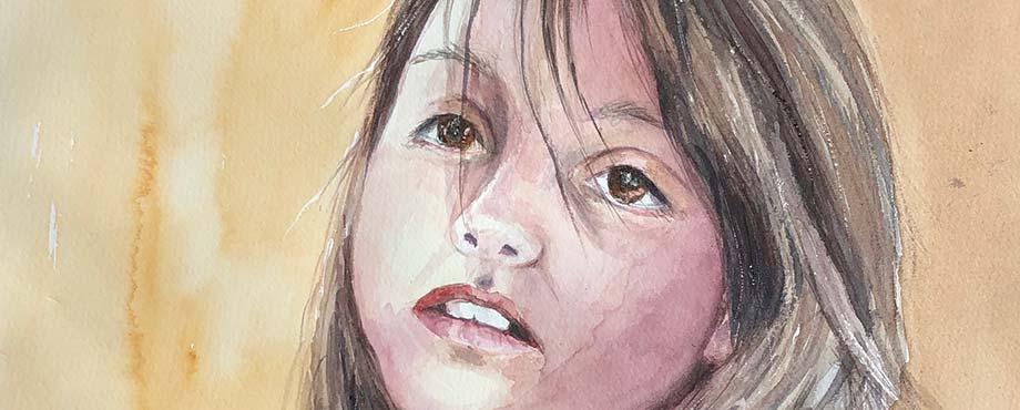 Akvarellkurs online