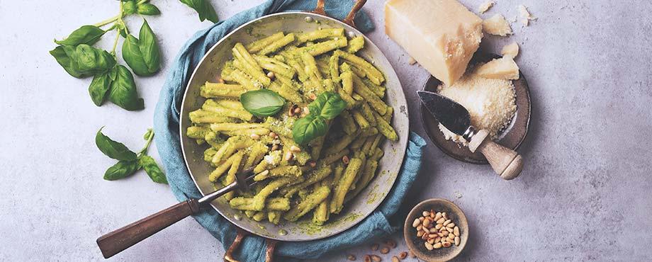 Italiensk matlagningskurs online för två