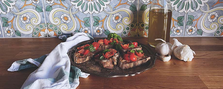 Italiensk matlagningskurs för två