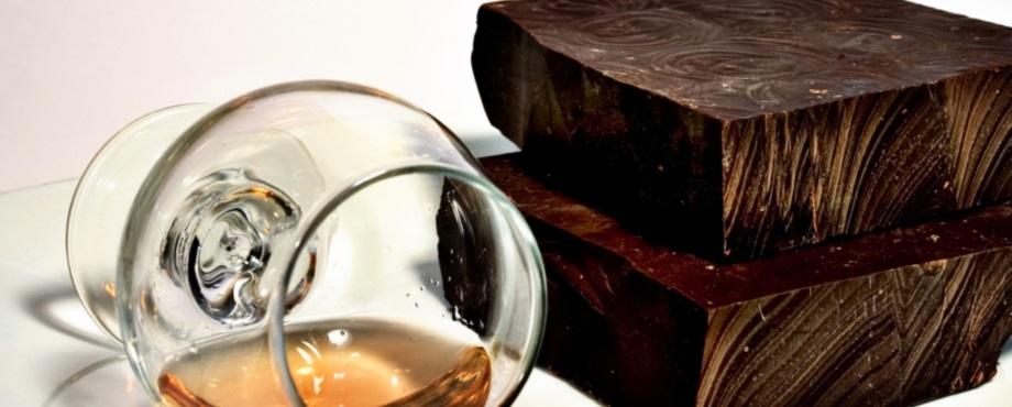 Rom- och chokladprovning för två. Upplevelse present. Presentkort på upplevelse.