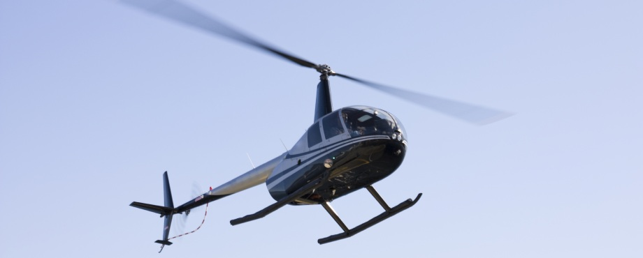 Spaka helikopter