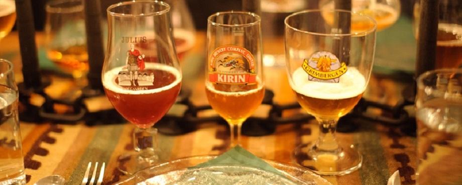Följ med på en smakresa i ölets värld