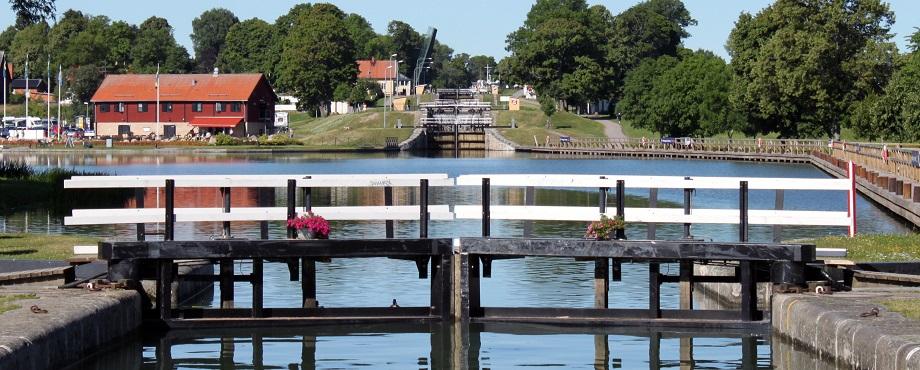 Göta kanal kryssning med MS Wasa Lejon