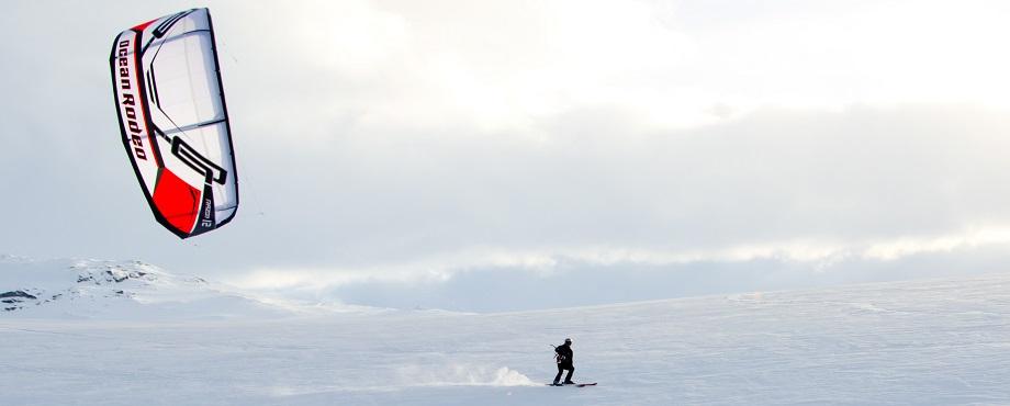 Lär dig bemästra draken och vinden på snö