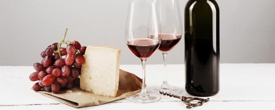 Ost och vinprovning för två. En perfekt present