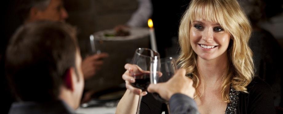 Njut av en middag på restaurang