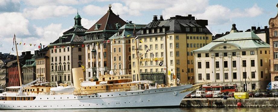 Hotellweekend i Stockholm