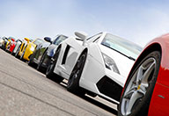 Supercar Road Tour