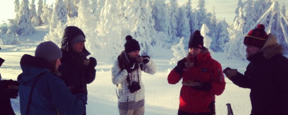 Gastronomivandring Åre - Vinter