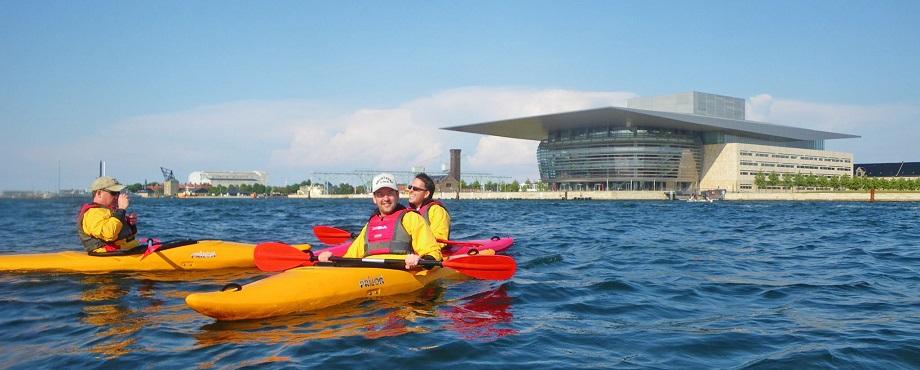 Upplev Köpenhamn från vattnet