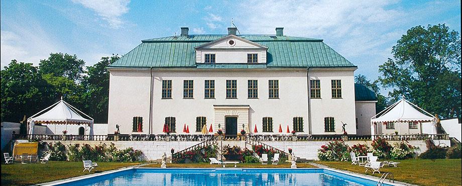 Slott Slottsvistelse Stockholm